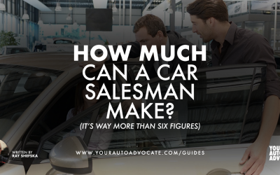 How Much Can a Car Salesman Make? (It's Way More than Six Figures)