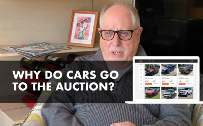 Answering an Age Old Question, Why Do Cars Go to Auction?