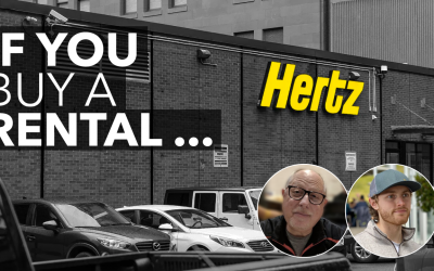 Used Cars: Should You Buy a Rental Car?