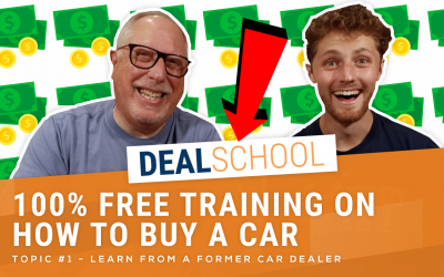 Deal School is officially live — negotiate like a pro!
