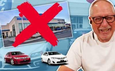 I sold cars for 43 years. Here are 3 reasons why you should NEVER go into the car business | Episode 16