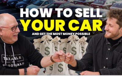 How to Sell Your Car (And Get the Most Money Possible)