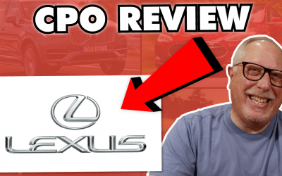 Lexus Certified Pre-Owned Program Review