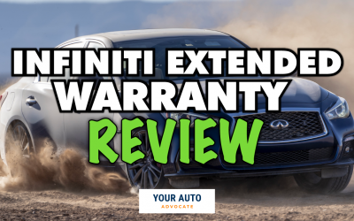 Infiniti Extended Warranty Review