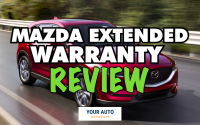 Mazda Extended Warranty Review