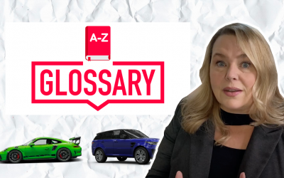 Dealership F&I Office Glossary of Terms
