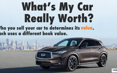 The Different Books for Car Valuations