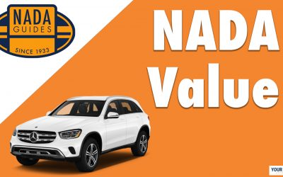 What Are NADA Guides Values?