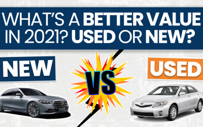 What's a Better Value in 2021: Used or New?