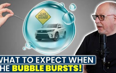 What's Going to Happen When the Bubble Bursts (Car Prices)