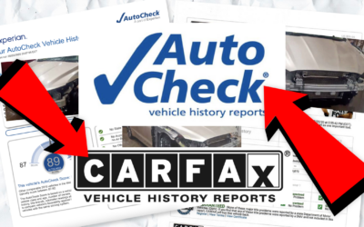 AutoCheck vs. Carfax: What you really need to know