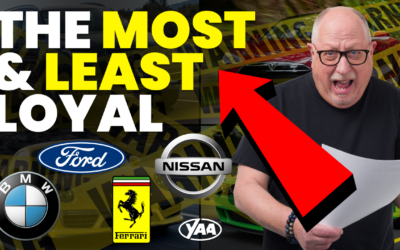 Automakers With the Most & Least Loyal Customers