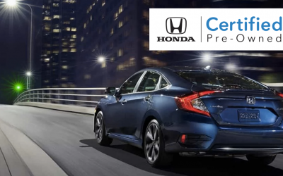 Honda Certified Pre-Owned Review
