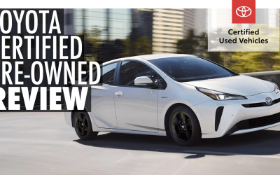Toyota Certified Pre-Owned Review