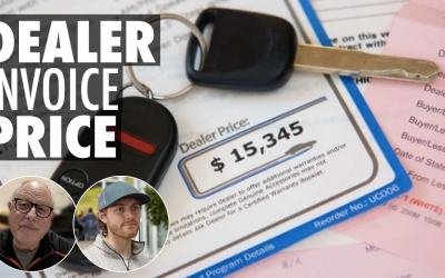 How to Find the Dealer Invoice Price of a Car