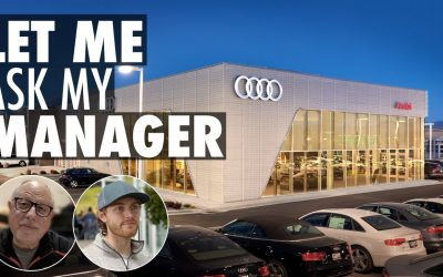 What really happens when a car salesperson goes to 'talk to the manager'?