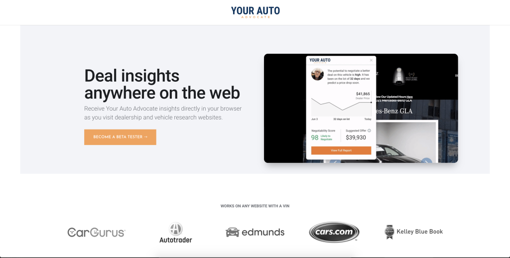 Your Auto Advocate Browser Extension Featured Image