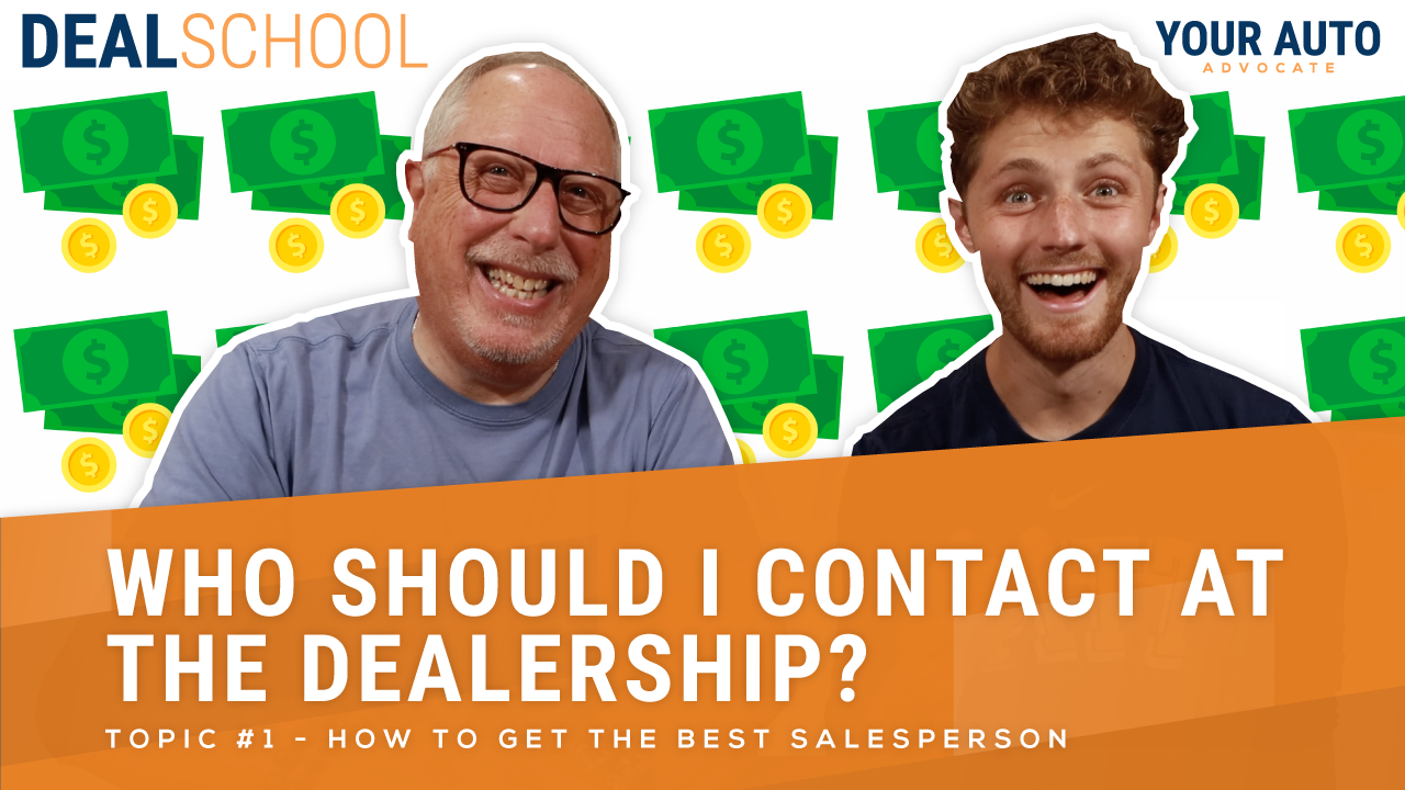 how to get the best salesperson