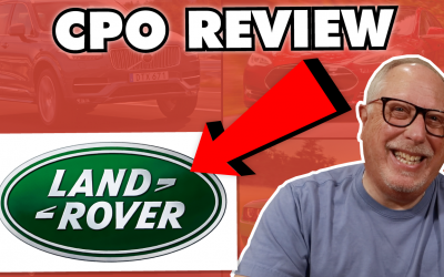 Land Rover Certified Pre-Owned Program Review