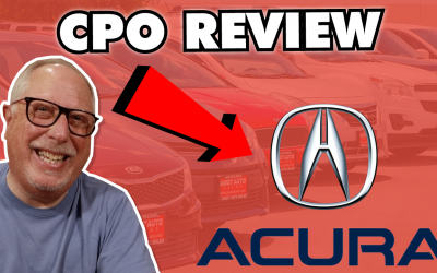 Acura Certified Pre-Owned Review