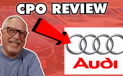 Audi Certified Pre-Owned Review