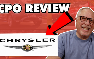 Chrysler Certified Pre-Owned Review