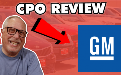 General Motors Certified Pre-Owned Review
