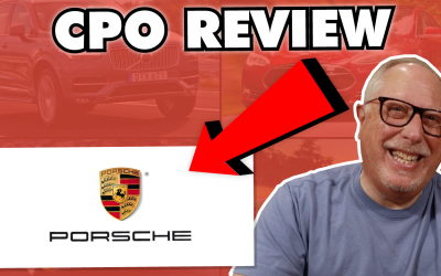 Porsche Certified Pre-Owned Program Review