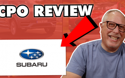 Subaru Certified Pre-Owned Review