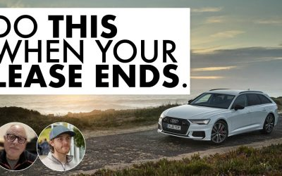 What to Do at the End of a Car Lease