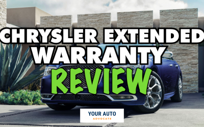 Chrysler Extended Warranty Review