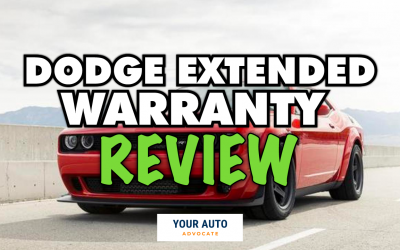 Dodge Extended Warranty Review