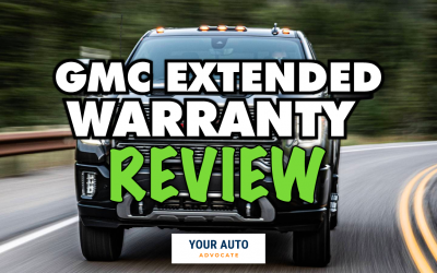 GMC Extended Warranty Review