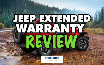 Jeep Extended Warranty Review
