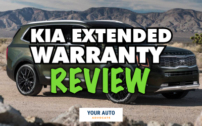 Kia Extended Warranty Review