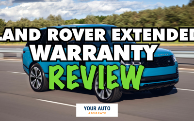 Land Rover Extended Warranty Review