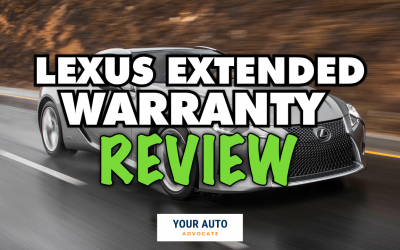 Lexus Extended Warranty Review