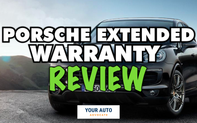 Porsche Extended Warranty Review