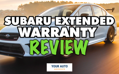 Subaru Extended Warranty Review