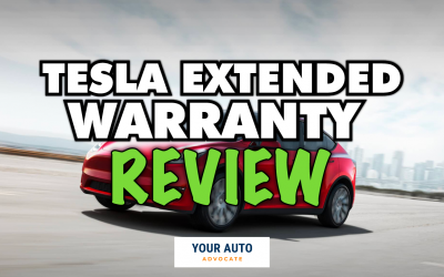 Tesla Extended Warranty Review