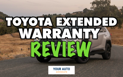 Toyota Extended Warranty Review