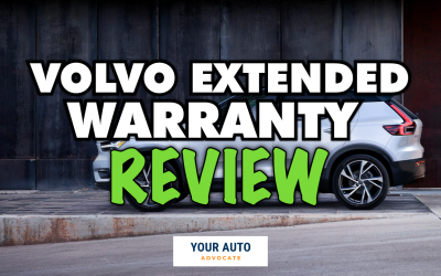 Volvo Extended Warranty Review