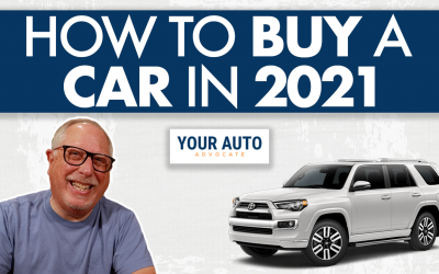 How to Buy a Car in 2021