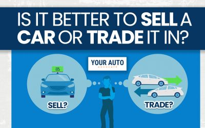 Is It Better to Sell a Car or Trade It In?