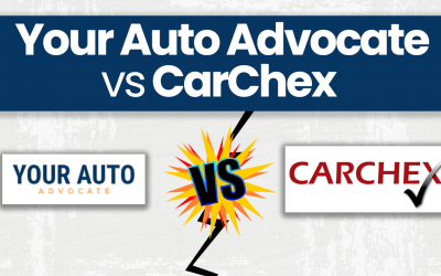 Your Auto Advocate vs. CARCHEX Extended Warranty